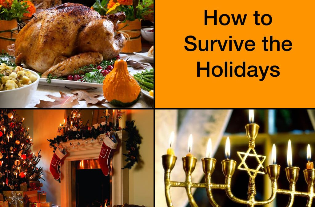 Holiday Drama: How to Not Fight with Family