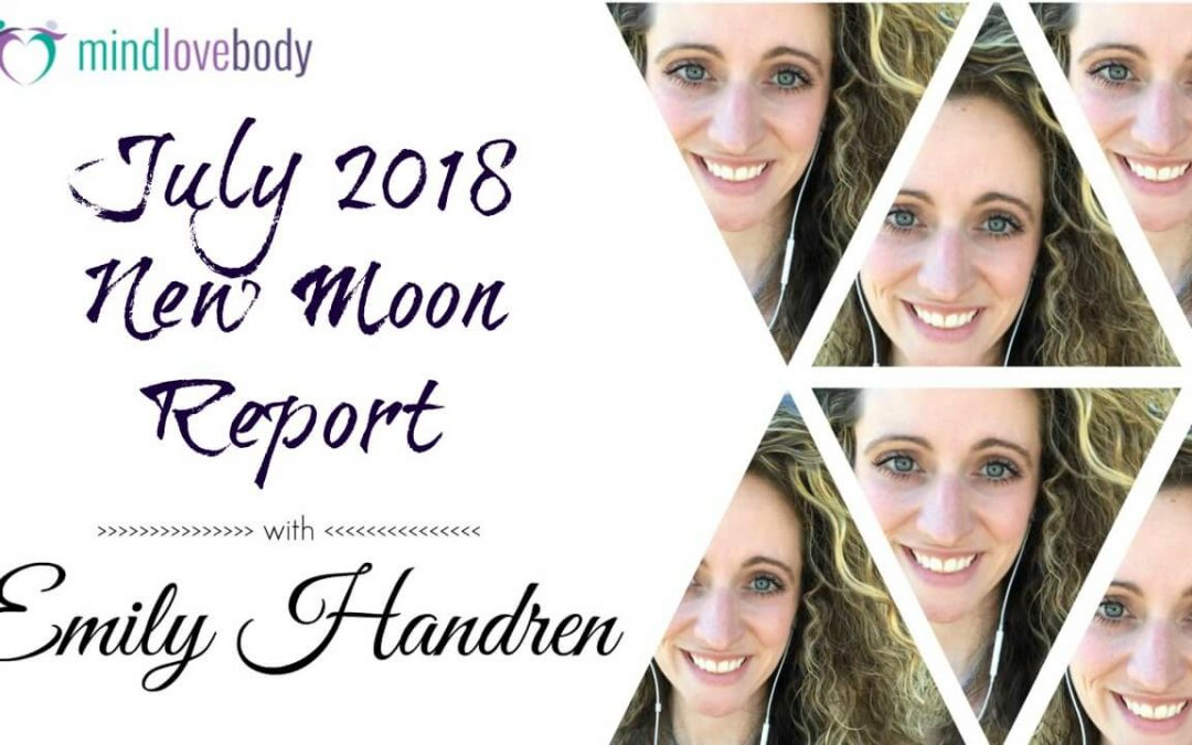 The New Moon and Cancer Eclipse: July 2018